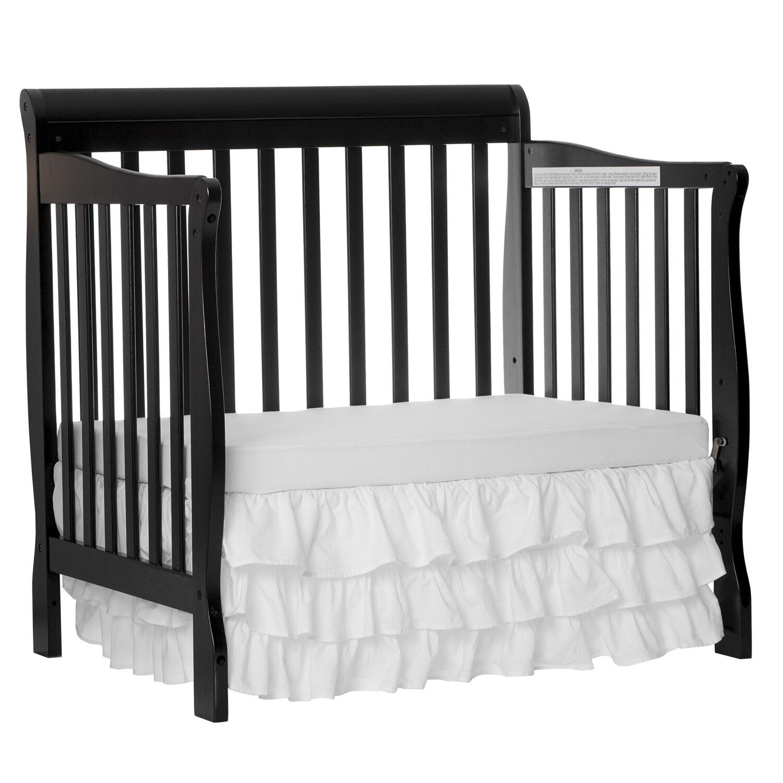 Dream On Me Aden 4 In 1 Mini Convertible Crib Amp Reviews
