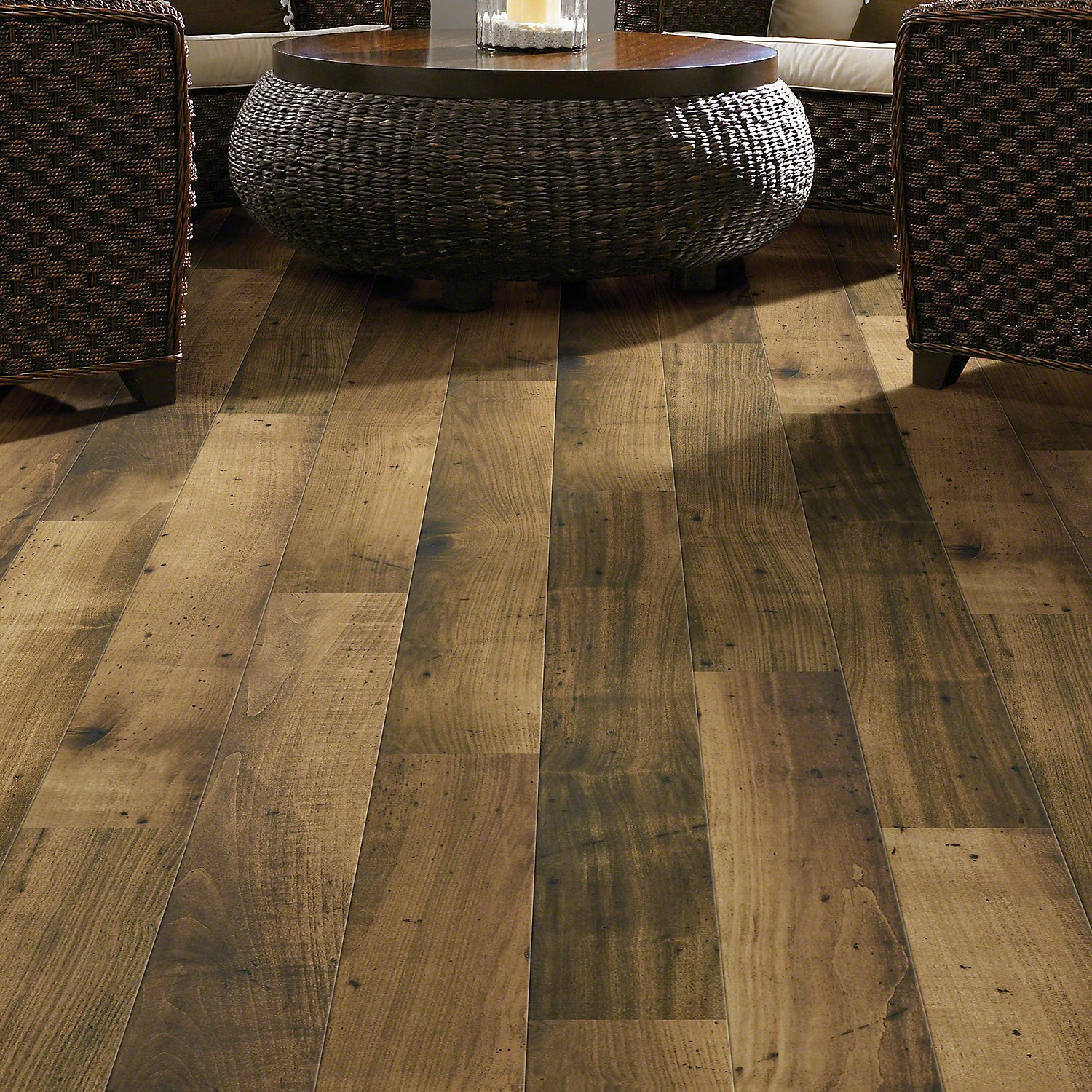 Maple Laminate Flooring home decorators collection blackened maple 8 mm thick x 4 78 in wide x 47 14 in length laminate flooring 1913 sq ft case hdc504 the home depot 5 X 48 X 8mm Maple Laminate In Mont Blanc Maple