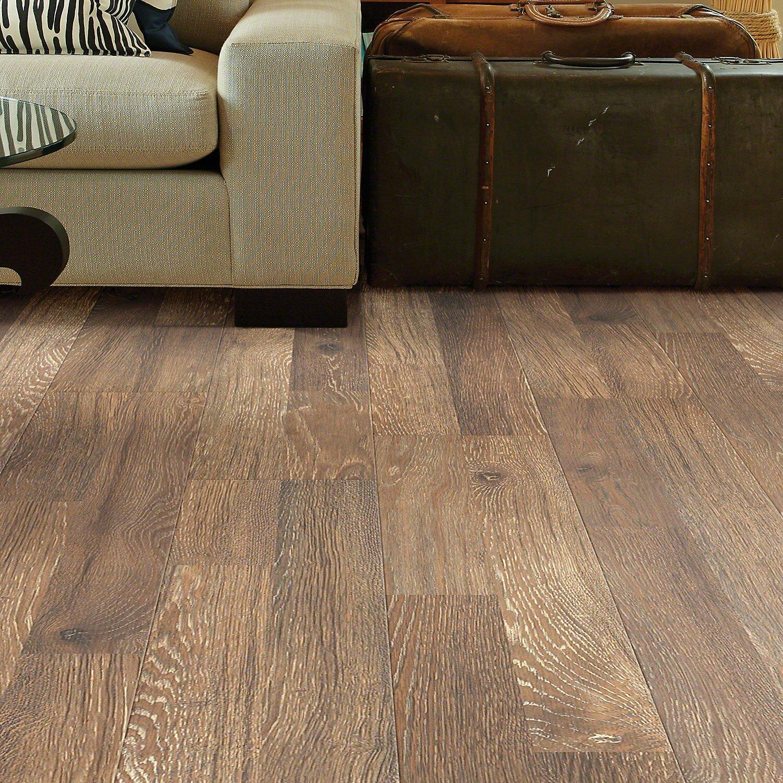 8mm Laminate Flooring natural oak 8mm hand scraped v groove laminate flooring Reclaimed Plus Belvoir 8 X 48 X 8mm Laminate
