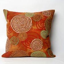 Millerton Graffiti Swirl Outdoor Throw Pillow