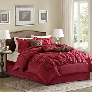 Red Bedding Sets Youll Love Wayfair