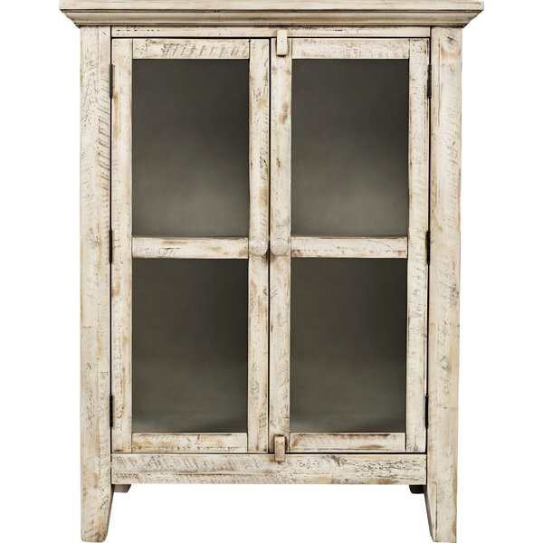 Lark Manor Eau Claire 2 Door Accent Cabinet & Reviews