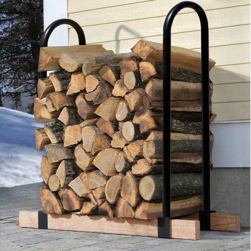 Lumber Log Rack