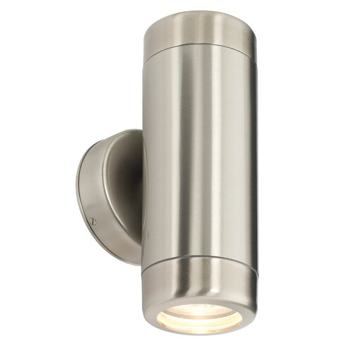 Atlantis  2 Light Outdoor Sconce