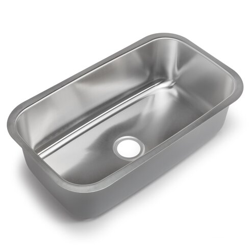 kitchen sink 38 x 22 hahn classic chef 31 5 quot x 18 38 quot single bowl undermount 8425