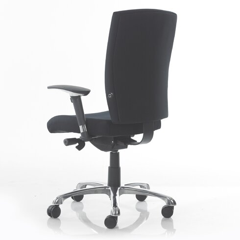 Wave High-Back Executive Chair with Lumbar Support