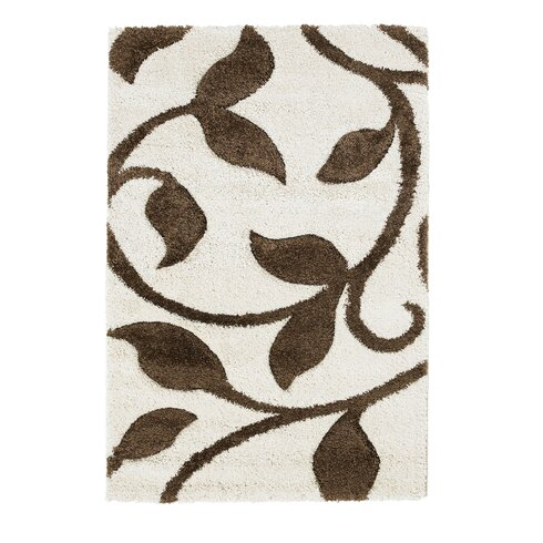 Fashion Carving Beige Area Rug