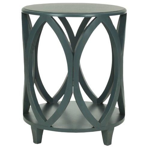 safavieh beistelltisch emma mit stauraum bewertungen. Black Bedroom Furniture Sets. Home Design Ideas