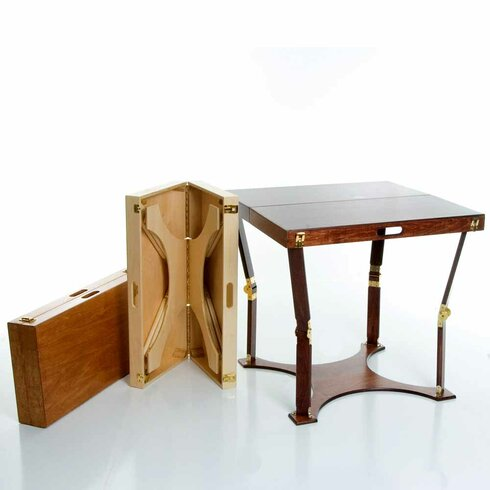 Spiderlegs Portable Folding Dining Table Reviews Wayfair