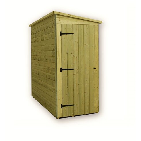6 x 3 Wooden Lean-To Shed