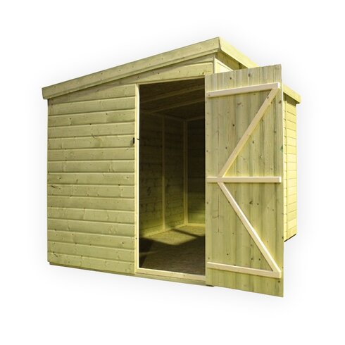 12 x 6 Pent Shed