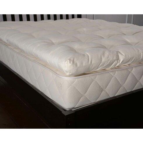 Bio Sleep Concept 3 Quot Organic Wool Mattress Topper