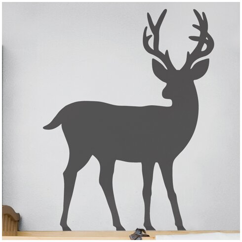 Piccolo Deer Wall Decal