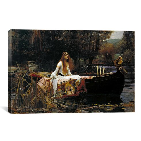 a review of the lady of shalott Atmosphera lady of shalott reviews / from progarchivescom, the ultimate progressive rock website.