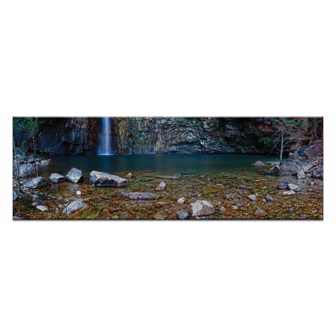 Emma Gorge by Andrew Brown Photographic Print Wrapped on Canvas