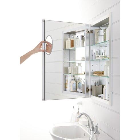Kohler Verdera 20 Quot W X 30 Quot H Aluminum Medicine Cabinet