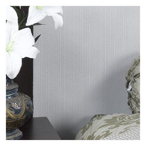 Citrine 10m L x 53cm W Stripes Roll Wallpaper
