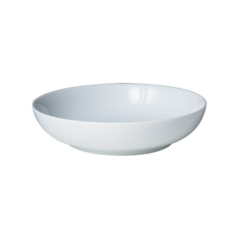 White by Denby Individual Pasta Bowl