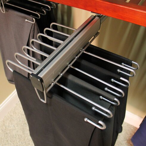 John Louis Home Side Load Pant Rack