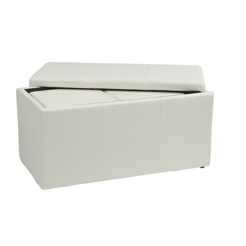 OSP Designs 3 Piece Storage Ottoman SetReviewsWayfair