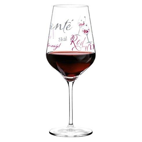 Rotweinglas Red 0.58L