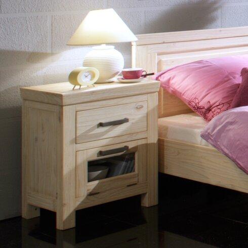 Nachttisch Vivere mit Schublade