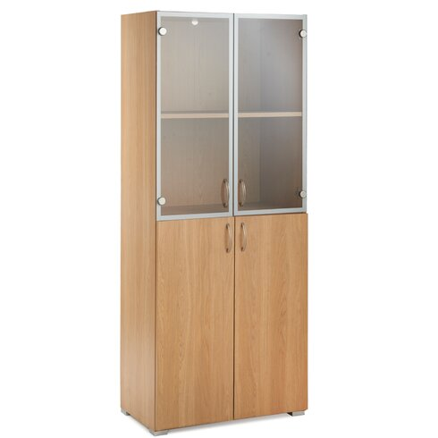 Home 4 Door Storage Cabinet
