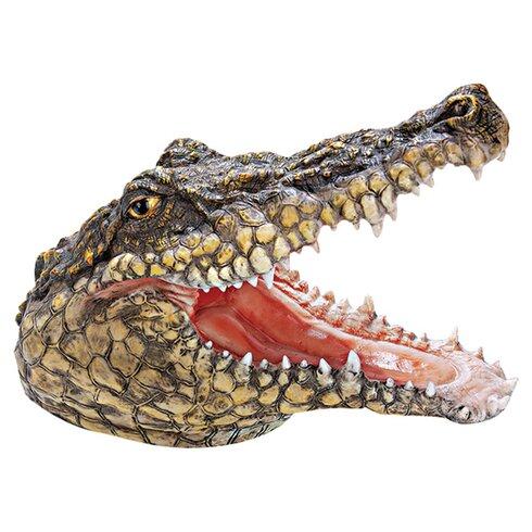 Statue Chomper Crocodile Head