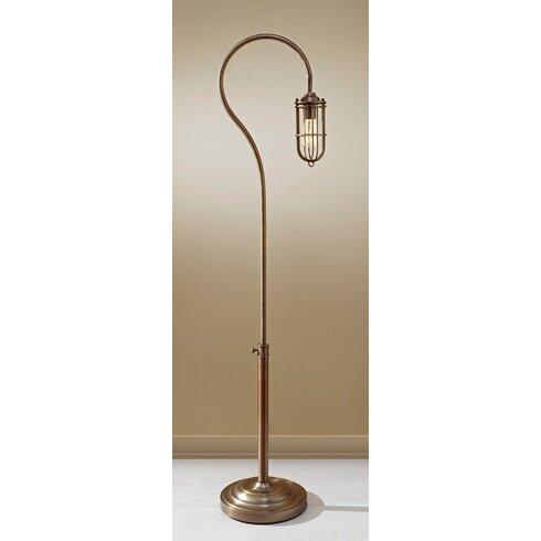 Urban Renewal 171.4cm Arched Floor Lamp