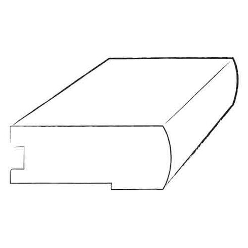"""0.75"""" x 3.5"""" x 88"""" Stair Nose"""