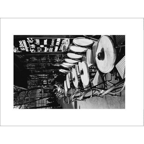 Parisian Cafe by Joseph Squillante Photographic Print