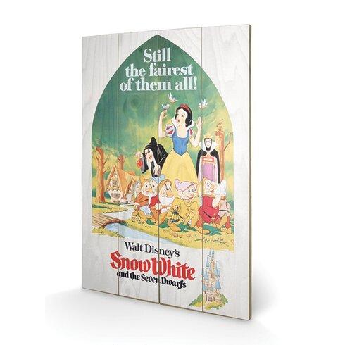 Snow White Still The Fairest Vintage Advertisement Plaque