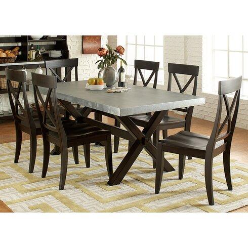 Liberty furniture keaton 7 piece dining set reviews for Furniture 7 credit reviews