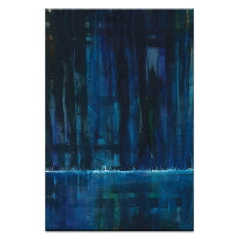 Waterfall 2 by Patricia Baliviera Art Print on Canvas