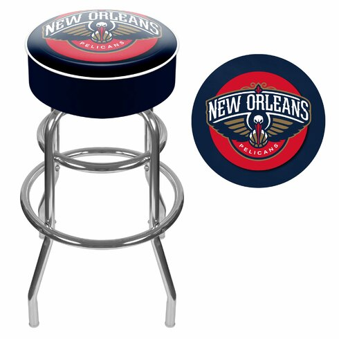 Trademark Global 31 Quot Swivel Bar Stool Amp Reviews Wayfair