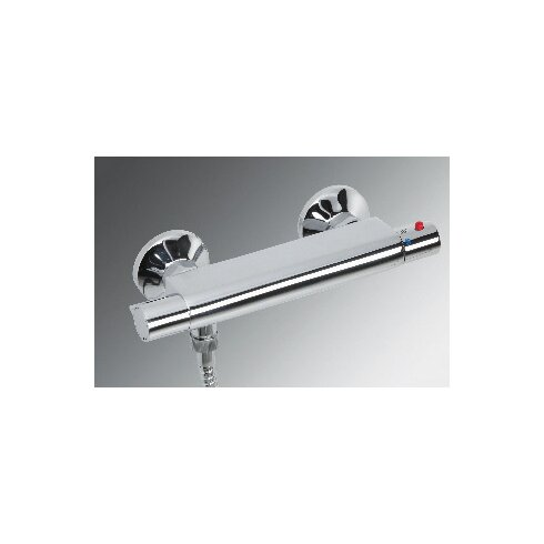 Fathom Twin Exposed Shower Valve