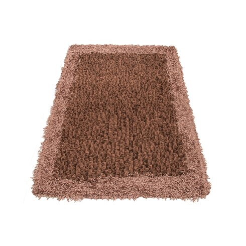 Glam Brown Area Rug