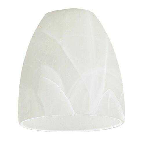 9cm My Choice Glass Oval Lamp Shade