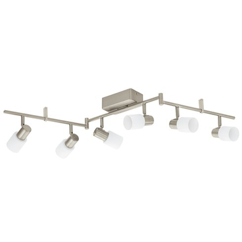 Taberno 6 Light Ceiling Spotlight