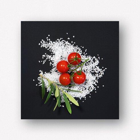 Cucina Italiana Pomodori by Merkel Photographic Print on Canvas