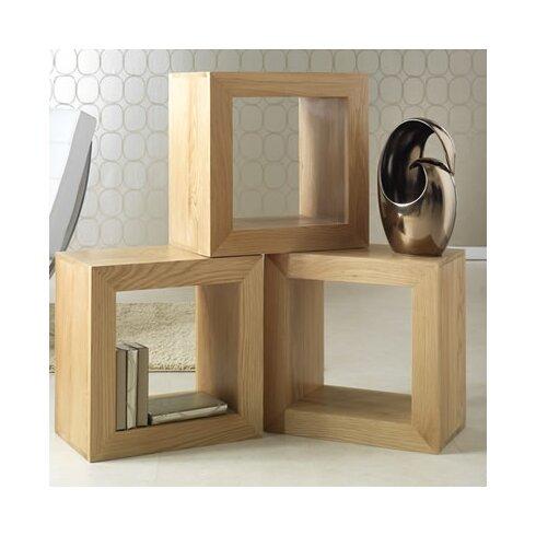Heritage Low Narrow 50cm Cube Unit