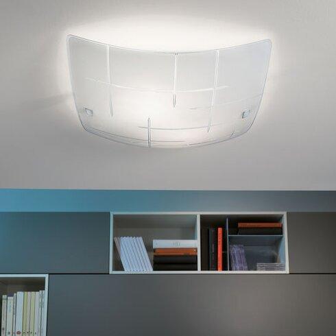 Sabbio 2 Light Flush Ceiling Light