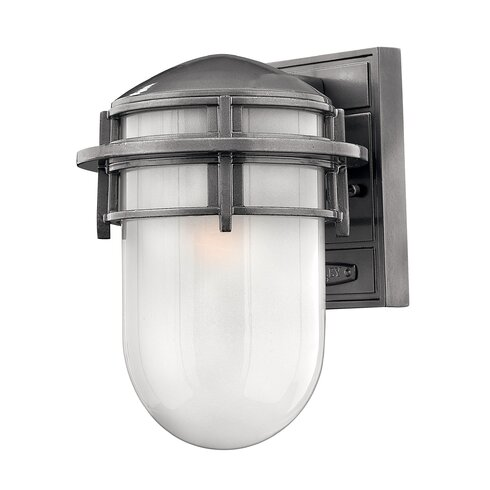 Reef 1-Light Outdoor Sconce