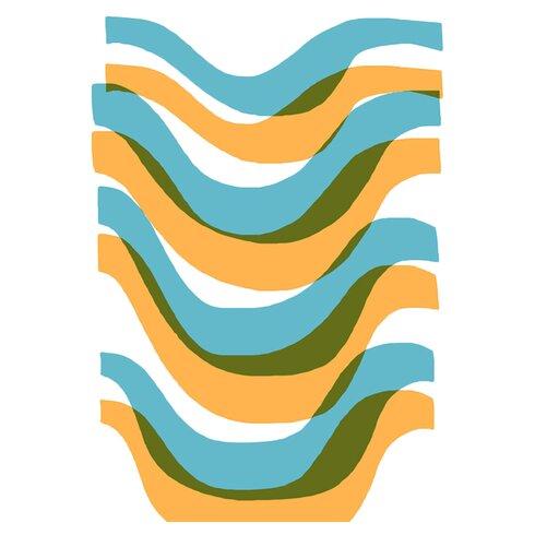 Wave by Francesca Iannaccone Art Print