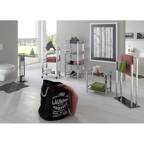 42 x 42cm Bathroom Shelf