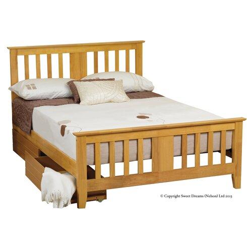 Nesbitt European Single Bed Frame