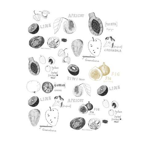 Collection of Holidays Art Print
