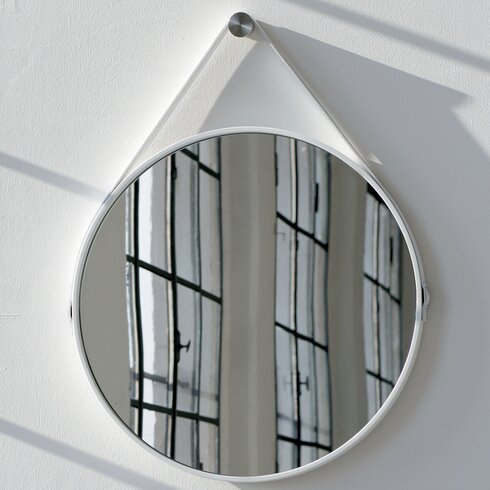 George wall mirror reviews allmodern for 4 x 5 wall mirror