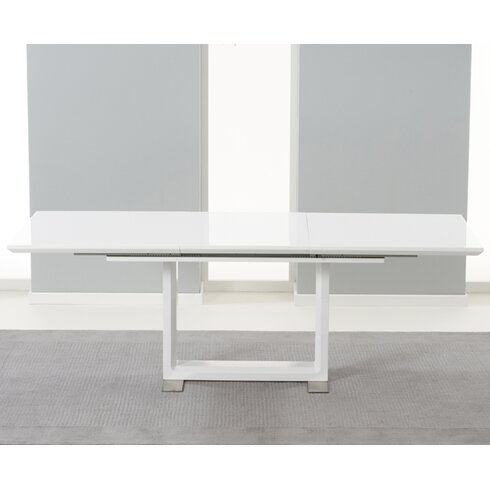 Allie Extendable Dining Table and 6 Chairs