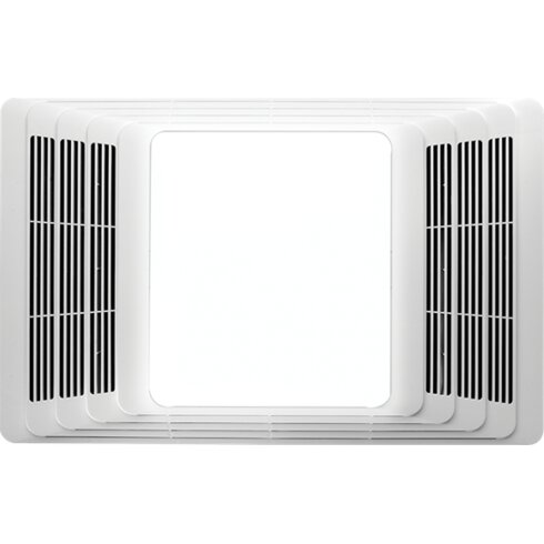 bathroom fans with light reviews broan 50 cfm bathroom fan and heater with light amp reviews 22091